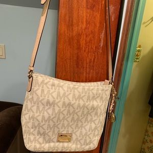 Michael Kora Crossbody Purse